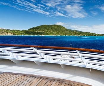 SeaDream Caribbean Cruise