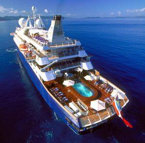 SeaDream Yacht Club Cruise