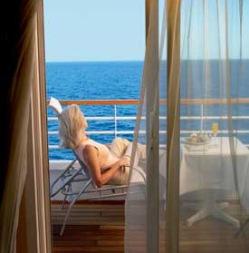 Crystal Cruise Itineraries