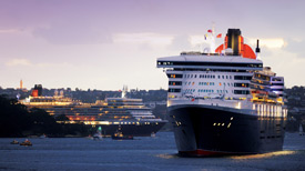 Cunard World Cruise