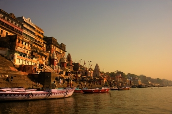 Luxury Ganges Cruise