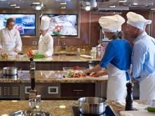 Oceania Cruises Culinary Kitchen