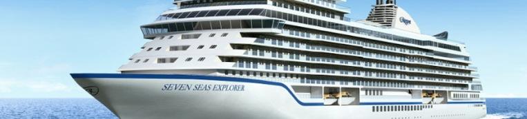 Regent Cruises Seven Seas Explorer