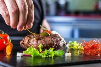 Seabourn Onboard Cuisine