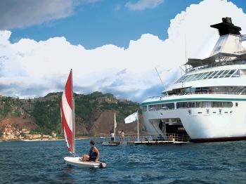 Windstar Cruises Onboard Marina