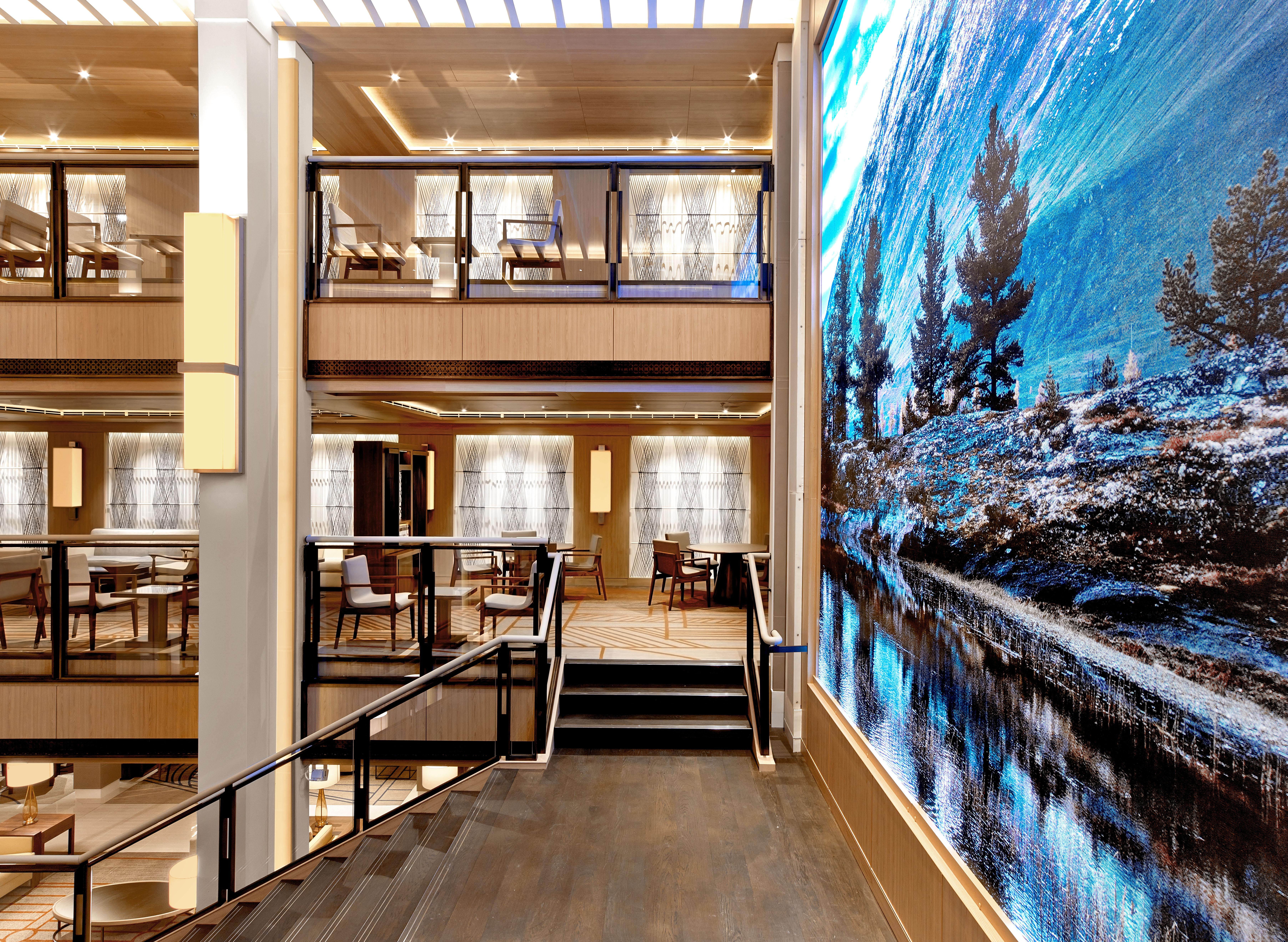 Viking Ocean Cruises Beautiful Viking Sky