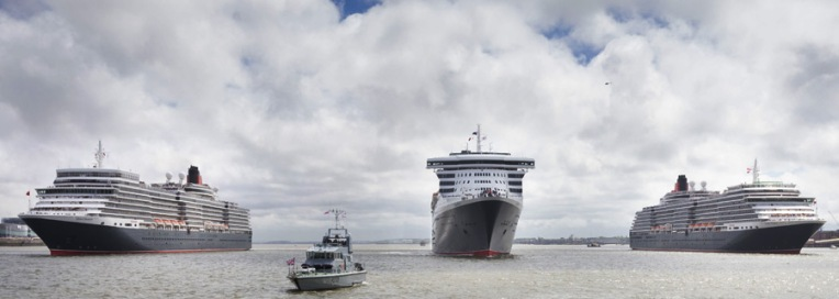 Cunard Cruise