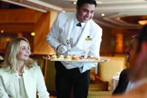 Cunard White Glove Service