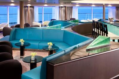 Seabourn Ovation: Observation Lounge