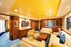 MSC Yacht Club: Corner Suite
