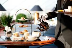 MSC Yacht Club Afternoon Tea