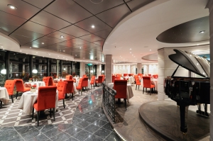 MSC Yacht Club Dining