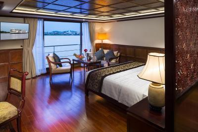 AmaWaterways Accommodations