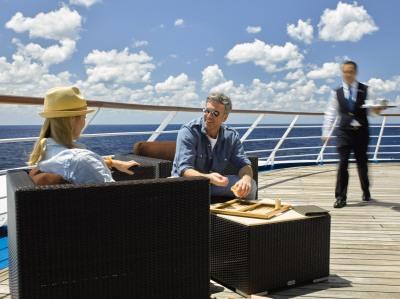 Silversea Cruise Onboard Experience