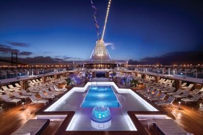 Oceania Cruises: Pool