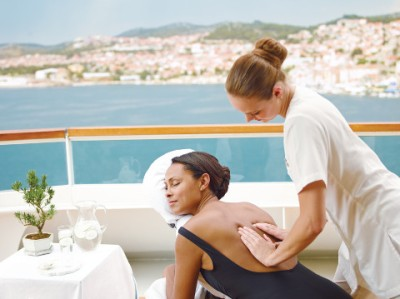 Seabourn Onboard Experience