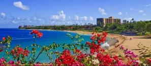 Kahana Beach Maui