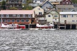 Two Seaplanes