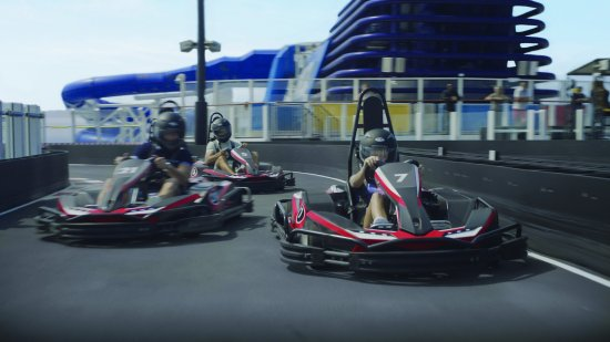 NCL_Bliss_Joy_Go_Karts