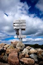 Summit Of Mount Champlain Acadia Ntl Pk